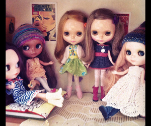 neo blythe, bohemian peace, and tommy february 6 image