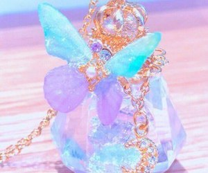 beautiful, pendent, and beauty image