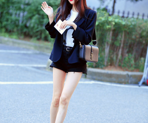 sunmi and fashion image