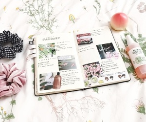 goals, journal ideas, and cute image