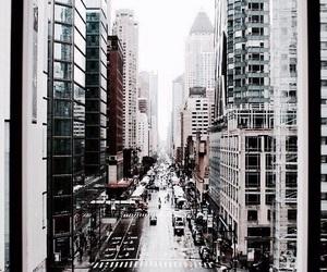 aesthetics, new york, and street photography image