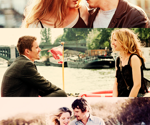 before sunset, before sunrise, and before midnight image