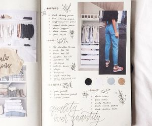 art journal, calligraphy, and creative image