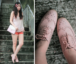 oxford and shoes image