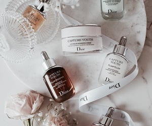 beauty and dior image