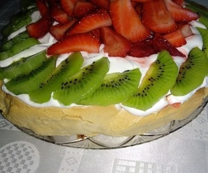 cake, pavlova, and instagram image