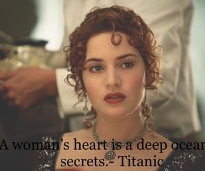 jack, rose, and titanic image