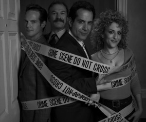 crew, detective, and funny image