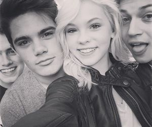 jordyn jones, ricky garcia, and emery kelly image