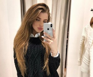 girl, beautiful, and Hot image