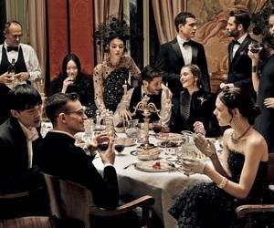 fashion, luxury, and models image