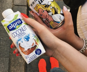 bright, coconut, and girls image