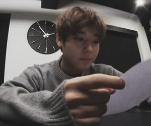 jihoon, wanna one, and produce 101 image