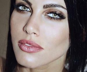 blue, eyes, and italian image