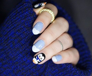 goals and nails art image