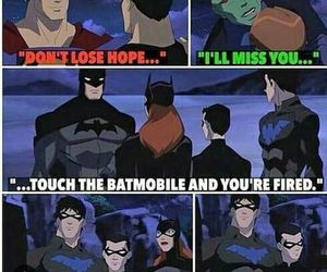 batman, robin, and superman image