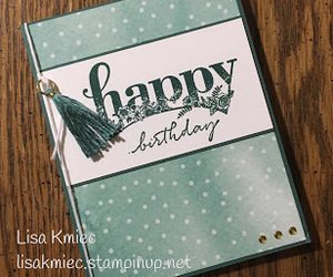 stampin' up!, sale a bration, and happy wishes image