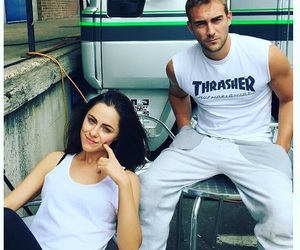 the royals, tom austen, and alexandra park image