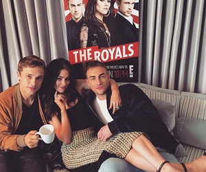 william moseley, the royals, and alexandra park image