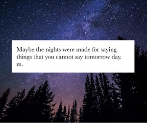 love quotes, sky, and true quotes image