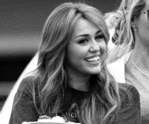 beauty, hair, and miley image