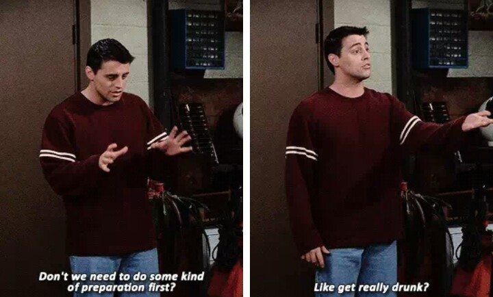 Favorite FRIENDS (tv show) Funny Quotes on We Heart It