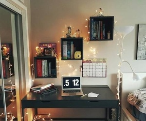 study, office, and room image