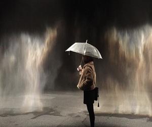 aesthetic and rain image