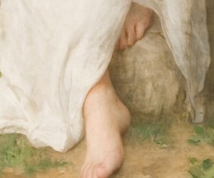 painting, white, and soft image