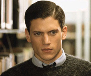bae, blue eyes, and wentworth miller image