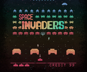 80s, gaming, and 8bit image