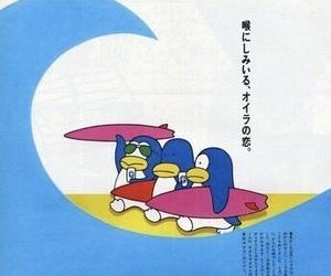 anime, blue, and cartoon image
