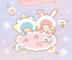 wallpaper and little twin stars image