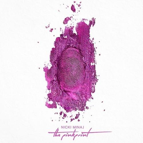 nicki minaj, the pinkprint, and album image