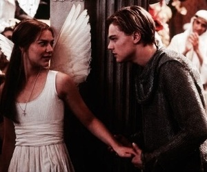 romeo and juliet, claire danes, and couple image
