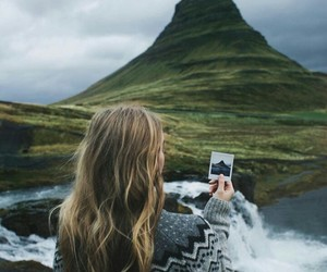 beautiful, holiday, and iceland image