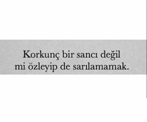 sarılmak, özlemek, and türkçe image