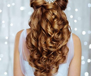 pretty and hair image