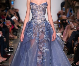 long dresses, haute couture gowns, and zac posen 2018 image