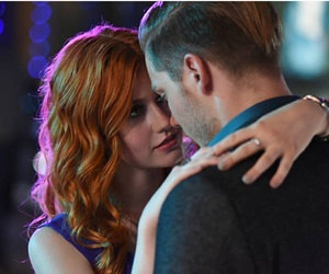 shadowhunters, clary, and dominic sherwood image