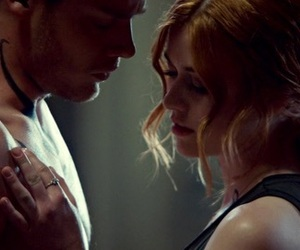 blonde, redhead, and clace image