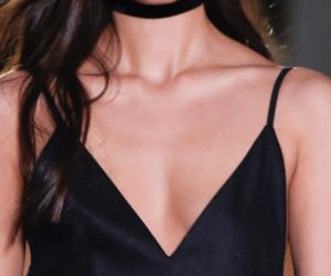fashion, beautiful, and black image