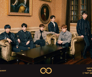 infinite, infinite album, and 인피니트 image