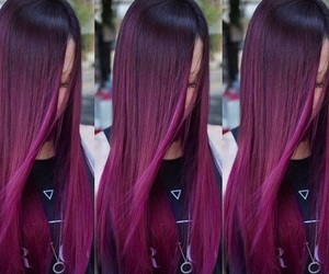 color, hair, and fashion image