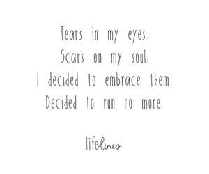 embrace, soul, and tears image
