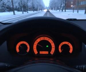 car, road, and roadtrip image