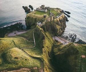 nature, travel, and scotland image