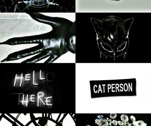 catwoman, mine, and selina kyle image