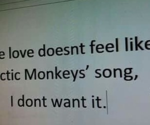 arctic monkeys and quotes image