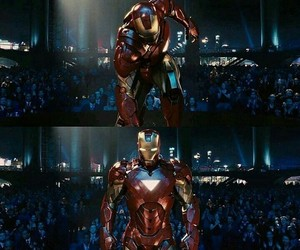 iron man, robert downey jr., and Marvel image